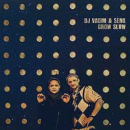 Cover DJ VADIM & SENA, grow slow