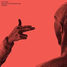 Cover O.S.T./NILS FRAHM, victoria