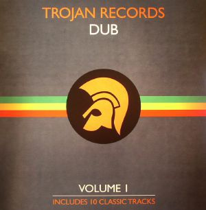 Cover V/A, trojan records dub vol. 1