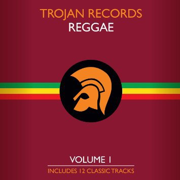 Cover V/A, trojan records reggae vol. 1