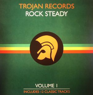 Cover V/A, trojan records rocksteady vol. 1