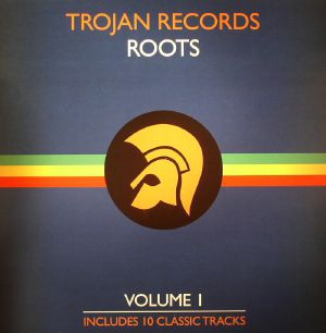 Cover V/A, trojan records roots vol. 1