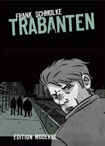 FRANK SCHMOLKE, trabanten cover
