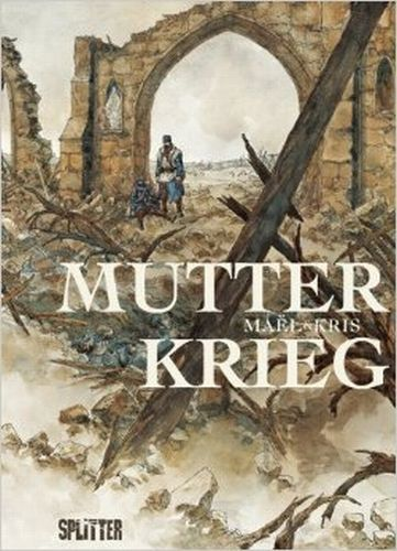 MAEL KRIS, mutter krieg cover