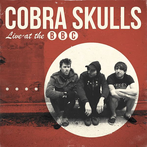 Cover COBRA SKULLS, live at the bbc