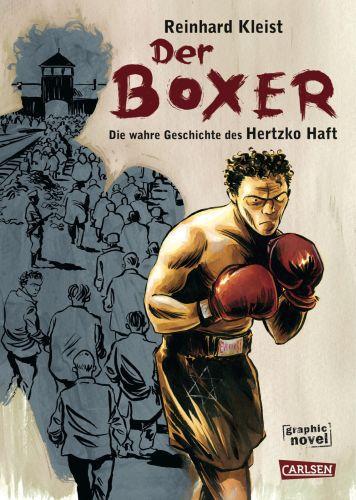 REINHARD KLEIST, der boxer cover