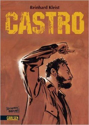 REINHARD KLEIST, castro cover