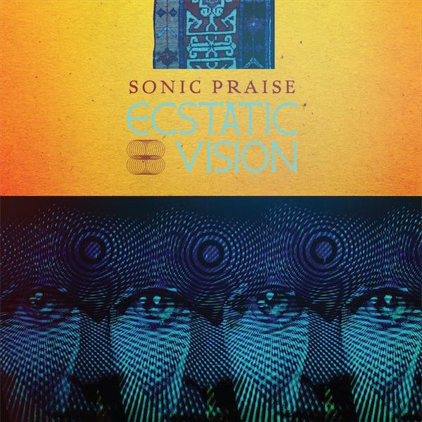 ECSTATIC VISION, sonic praise cover