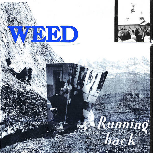 Cover WEED, running back