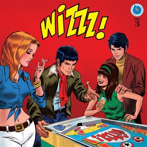 Cover V/A, wizzz vol 3 - french psychorama ´67 - ´70