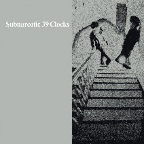 39 CLOCKS, subnarcotic cover