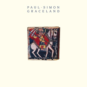 Cover PAUL SIMON, graceland