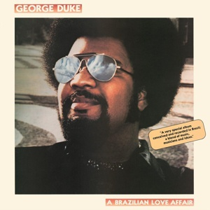 Cover GEORGE DUKE, brazilian love affair