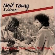 Cover NEIL YOUNG, s.n.a.c.k. benefit, kezar stadium, 23.03.1975