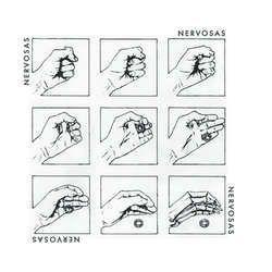 NERVOSAS, s/t (2) cover