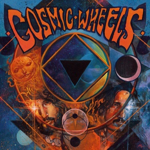 COSMIC WHEELS, s/t cover