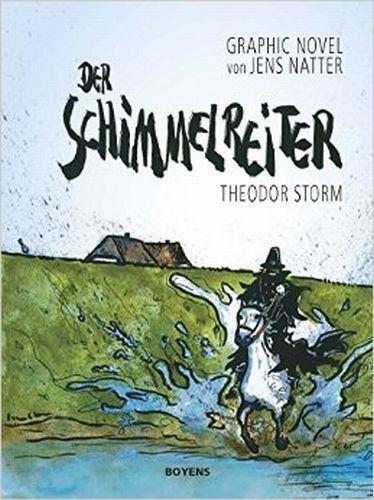 THEODOR STORM/JENS NATTER, der schimmelreiter cover