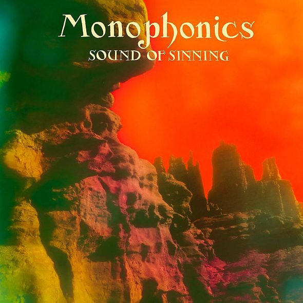 Cover MONOPHONICS, sound of sinning