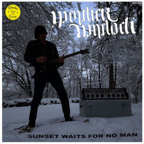 Cover WEATHER WARLOCK / QUINTRON, sunset waits for no man