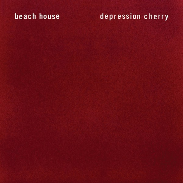 Cover BEACH HOUSE, depression cherry
