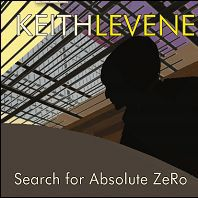 Cover KEITH LEVENE, search for absolute zero
