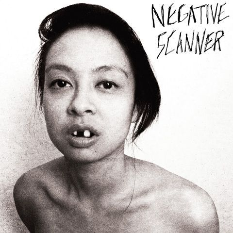 NEGATIVE SCANNER, s/t cover