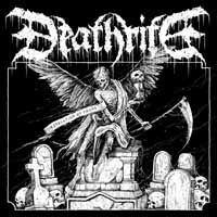Cover DEATHRITE, revelation of chaos