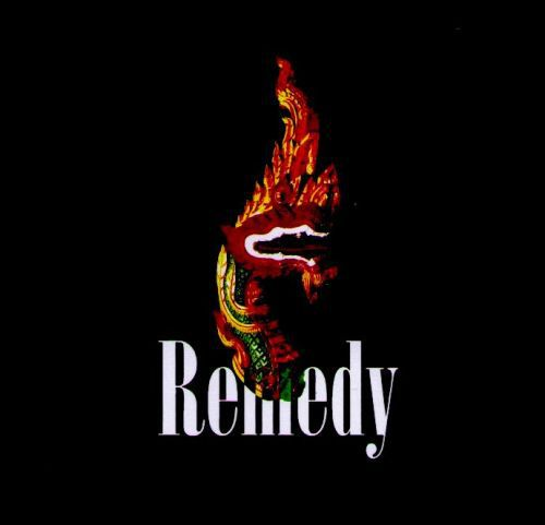 REMEDY, s/t cover