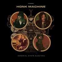 Cover IMPERIAL STATE ELECTRIC, honk machine