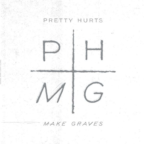 Cover PRETTY HURTS, make graves