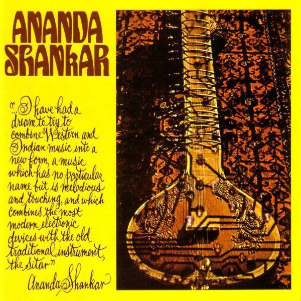 ANANDA SHANKAR, s/t cover