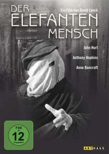 DAVID LYNCH, der elefantenmensch cover