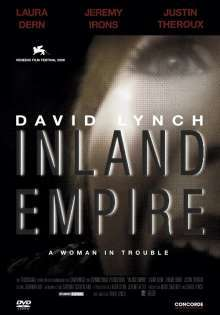 DAVID LYNCH, inland empire cover