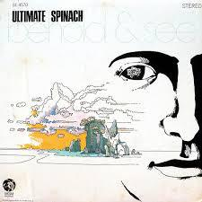 ULTIMATE SPINACH, behold and see cover