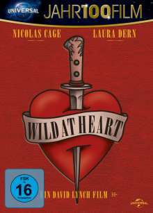 DAVID LYNCH, wild at heart cover