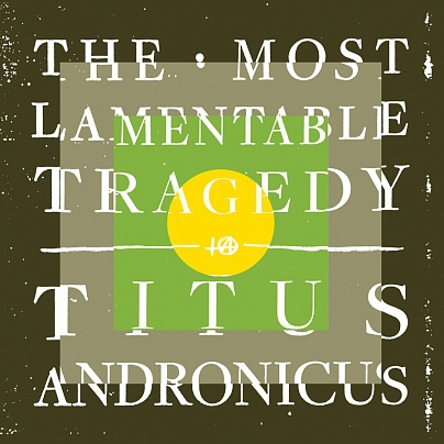 Cover TITUS ANDRONICUS, the most lamentable tragedy