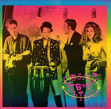 Cover B-52´S, cosmic thing