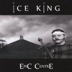 Cover ICE KING, epic centre