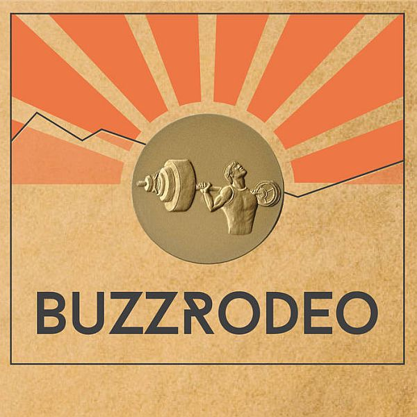 Cover BUZZ RODEO, s/t