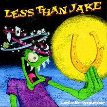 Cover LESS THAN JAKE, losing streak