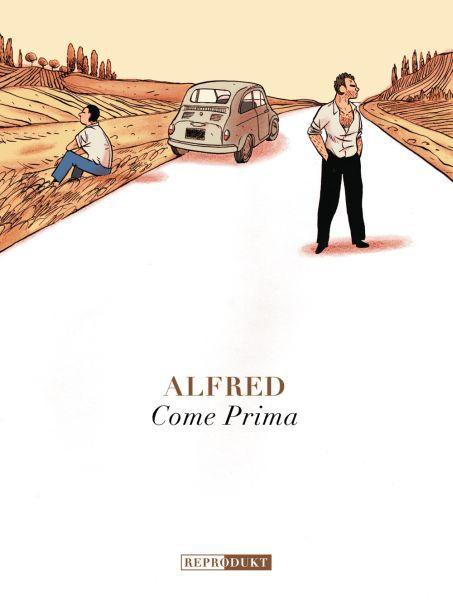 ALFRED, come prima cover