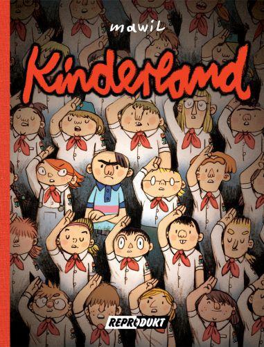 MAWIL, kinderland cover