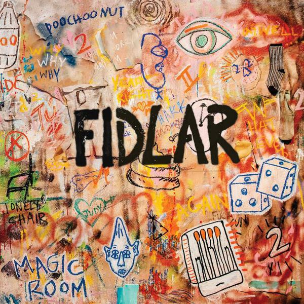 FIDLAR, too cover
