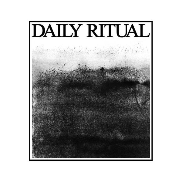 DAILY RITUAL, s/t cover