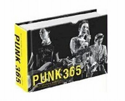 Cover HOLLY GEORGE-WARREN, punk 365