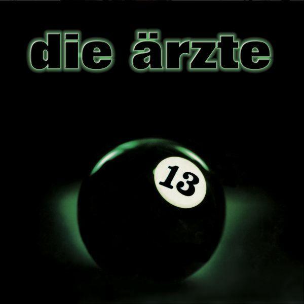 ÄRZTE, 13 cover