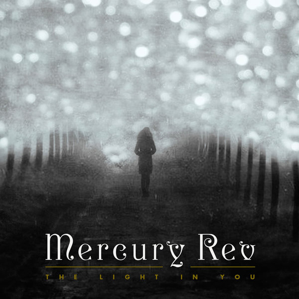 Cover MERCURY REV, the light in you