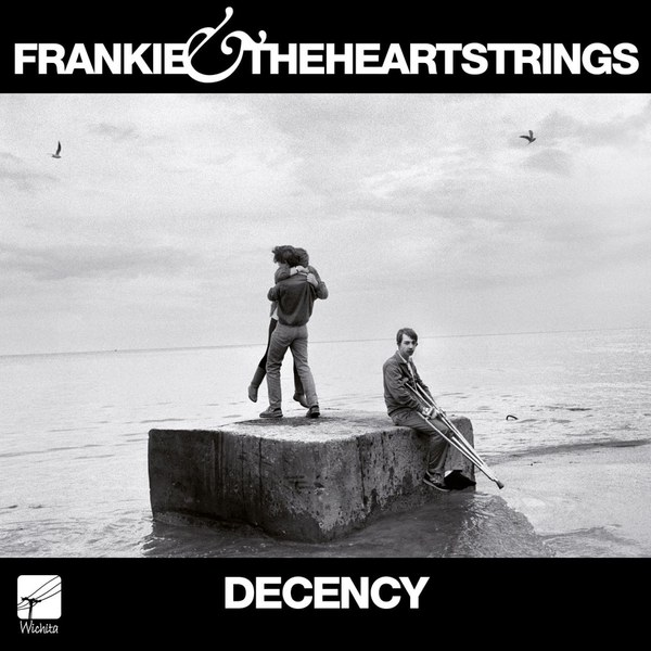 FRANKIE & THE HEARTSTRINGS, decency cover