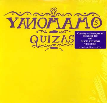 Cover YANOMAMOS, quizas (cut-out)