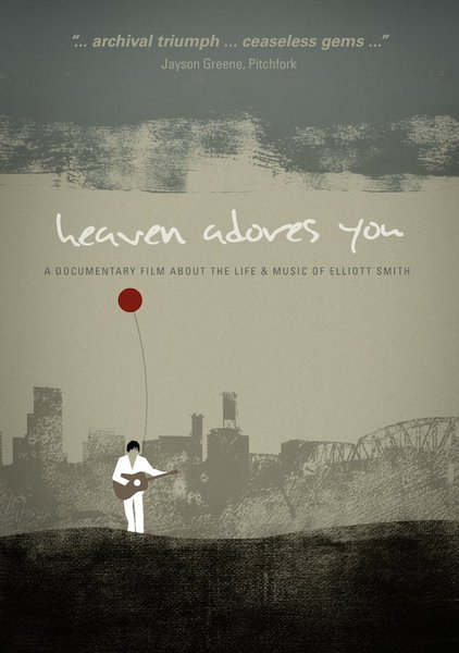 Cover ELLIOTT SMITH, heaven adores you